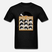 Camisa masculina de alta fidelidade john cusack filme moda camisetas roupas engraçado camiseta novidade camiseta feminina