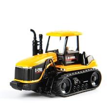 Литье под давлением C-COOL 80005 1/64 весы сельскохозяйственный трактор кошка инженерный грузовик модель автомобилей Подарочные игрушки