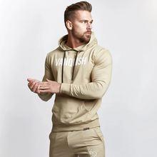 Мужской свитер с капюшоном однотонная спортивная куртка для