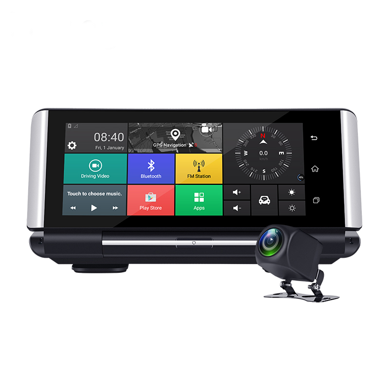 2020 China Z6 Android <font><b>Car</b></font> Center Console Gps Navigation Dash Cam 4G <font><b>DVR</b></font> <font><b>Camera</b></font> 7