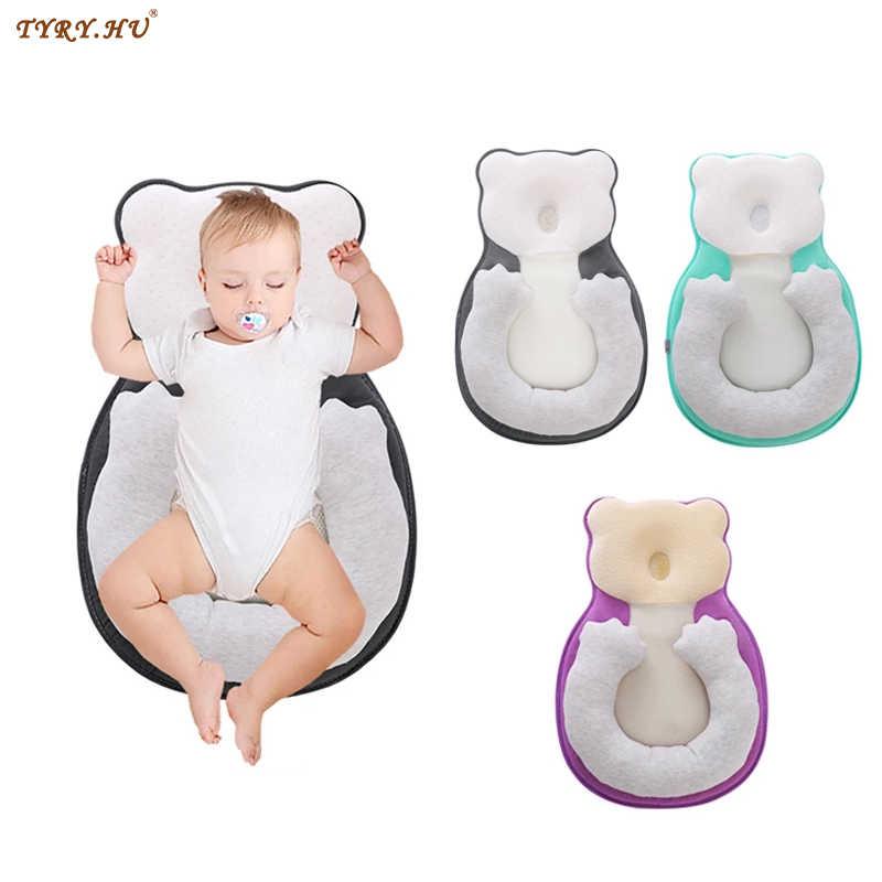 แบบพกพาเปลเด็กทารกพับเตียง Anti แบนหัว Multi-Function Cradle เตียง Drop Shipping