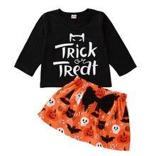 От 0 до 4 лет Осенние комплекты детской одежды футболка для