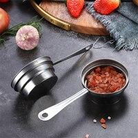 좋은 스테인레스 스틸 커피 콩 스푼 설탕 커피 콩 분말 특종 우유 분말 스푼 주방 측정 컵 베이킹 액세서리