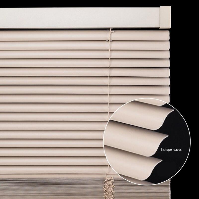 Smart Matters Motorized Window Venetian Blinds Shades For Office Home Google Home Alexa Compatible Via Broadlink Customized Size