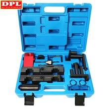 Motore di Temporizzazione di Bloccaggio Albero A Camme Allineamento Impostazione Tool Kit Per BMW M40 M42 M50 M60 M62 M70 ST0203