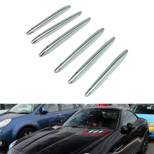 Mercedes Hood Vent Fin Grill Trims for Mercedes AMG R172 SLK SLC A1728800082 1728800082