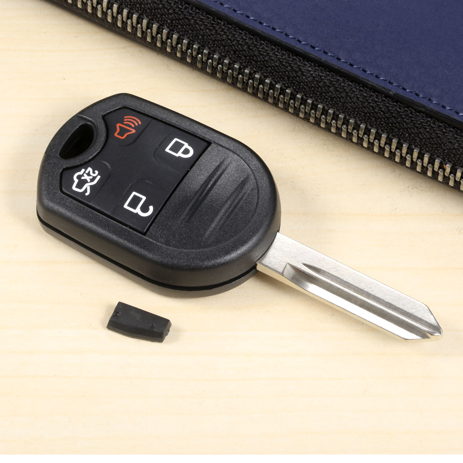 4 Buttons 315Mhz CWTWB1U793 4D63 Chip Fob Remote Key For 2011-2016 Ford F-150 F-250 F-350 Explorer Auto Parts