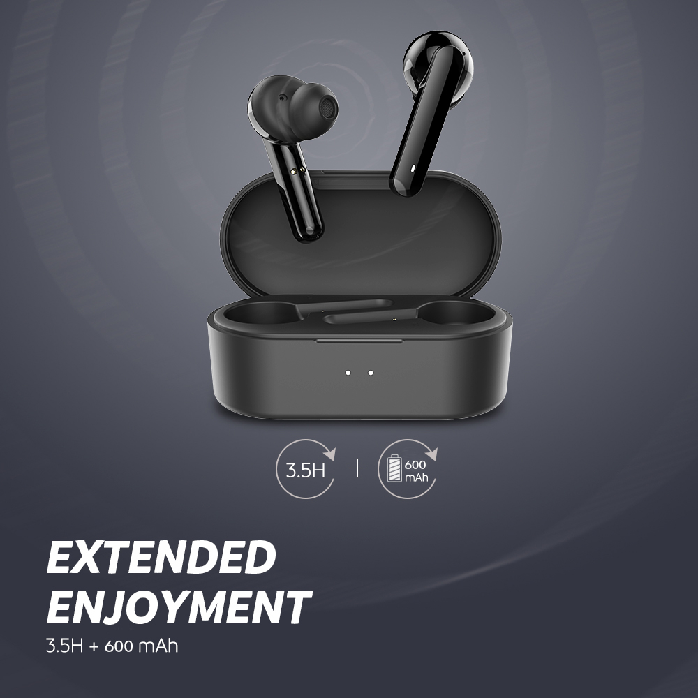 Image 5 - SoundPEATS True Wireless Earbuds 5.0 Bluetooth Earphones in Ear Stereo Wireless Earphones with Mic Touch Control Headset-in Bluetooth Earphones & Headphones from Consumer Electronics
