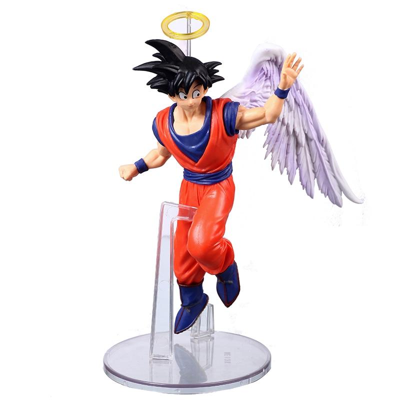 Dragon Ball Z Figures Goku/'s Brother RADITZ DBZ Anime Toys Collection PVC Model