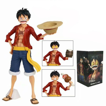 one piece dxf usopp the grandline men 15th edition vol 2 figure japan anime collectible mascot kid toys 100% original 28cm Anime One Piece Monkey D. Luffy Grandista The Grandline Men Luffy Grandista Nero Action Figure PVC Collection Model Toys