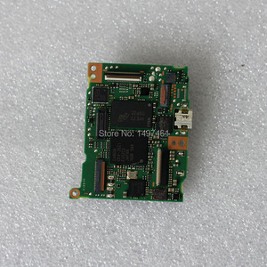 Image 2 - Używana główna płytka drukowana płyta główna części do naprawy pcb do Canon PowerShot SX610 HS; PC2191 aparat cyfrowy
