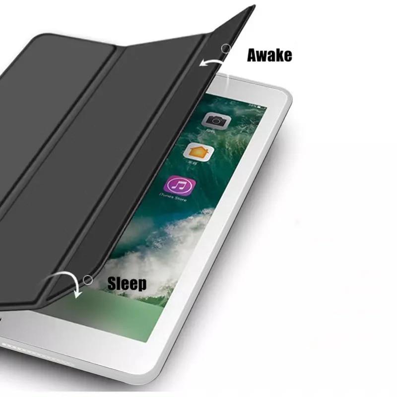 iPad Pro iPad Stand A2459 Tri-fold Case Funda A2301 A2460 Leather 2021 11 case 11 PU Cover Tablet Apple Case Sleeve iPad For