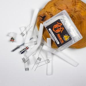 Image 4 - Originele Vapjoy Diy Rebuild Kit 0.8 A1 Mesh Voor Uwell Caliburn G Pod Cartridge Elektronische Sigaret Vape Accessoires