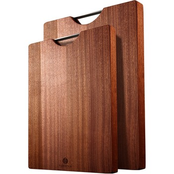 cutting board solid wood household import ebony cut fruit cutting board panel cutting board