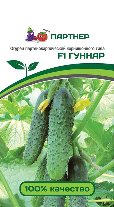 Гуннар F1 Огурец партенокарпический ПАРТНЕР 5шт Семена|Разбрасыватели семян| | АлиЭкспресс