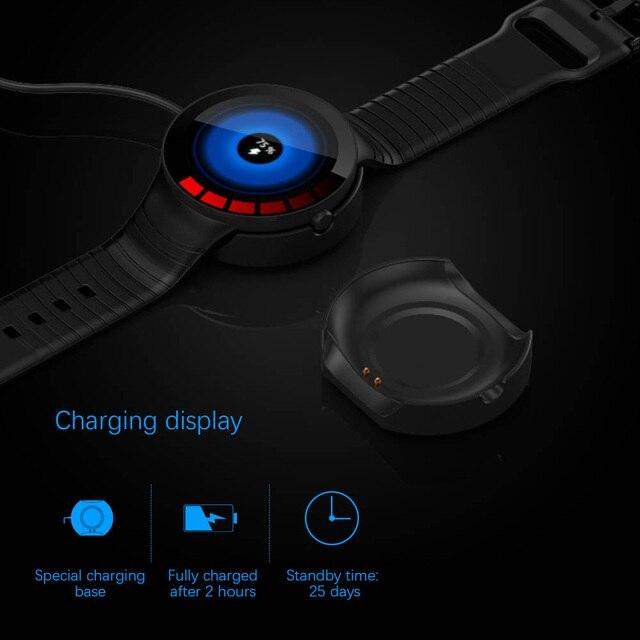 E3 relógio inteligente homem à prova dip68 água ip68 previsão do tempo smartwatch esportes relógio freqüência cardíaca pressão arterial de oxigênio no sangue saúde rastreador 2