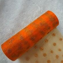 15cm Tutu Skirt Yarn Gauze Tulle Roll Fabric Spool Party Birthday Decoration Wrap Clothing Wedding D