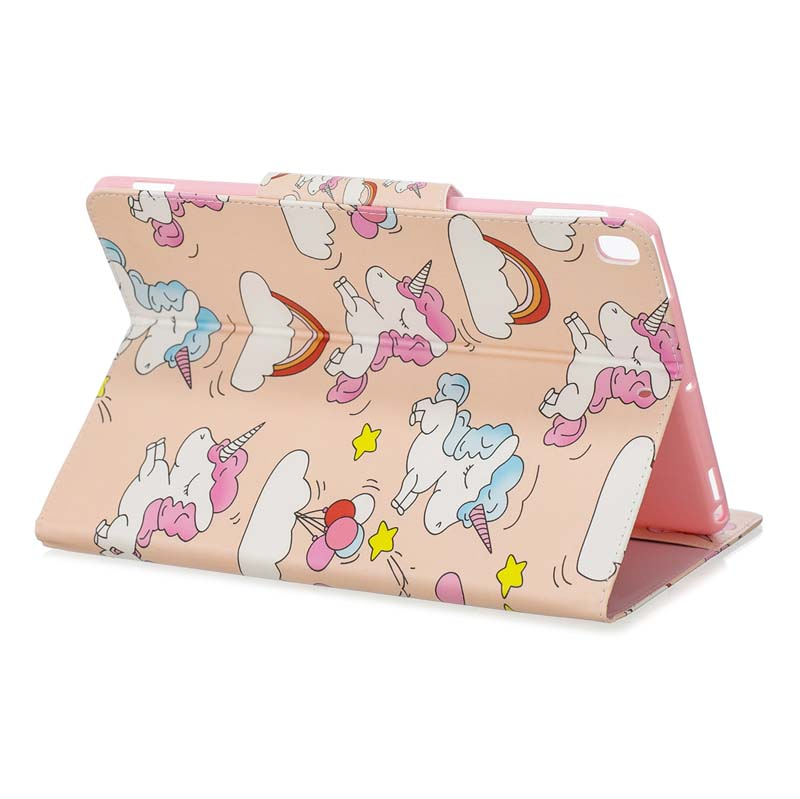case Ivory Stand Flip PU Leather Capa Case For iPad 10 2 Case 2019 A2200 A2198 A2197 A2232