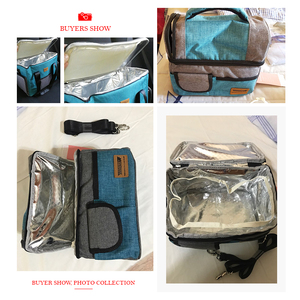 Image 5 - Large Capacity Cooler Bags Oxford Insulation Lunch Box Thermal Drink Beer Ice Pack Travel Picnic Backpack Food Fresh Keeping