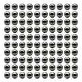 Охотничьи шарики для рогатки, 100 шт., 8 мм/10 мм, шарики из нержавеющей стали для рогатки, шарики из нержавеющей стали для стрельбы