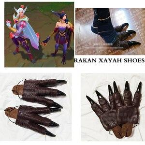 LOL Cosplay Rakan and Xayah Sh