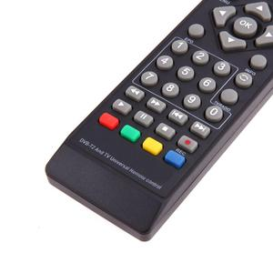Image 4 - 위성 텔레비전 수신기 가정용 TV DVD DVB T2 리모컨에 대 한 고품질 범용 원격 제어 교체