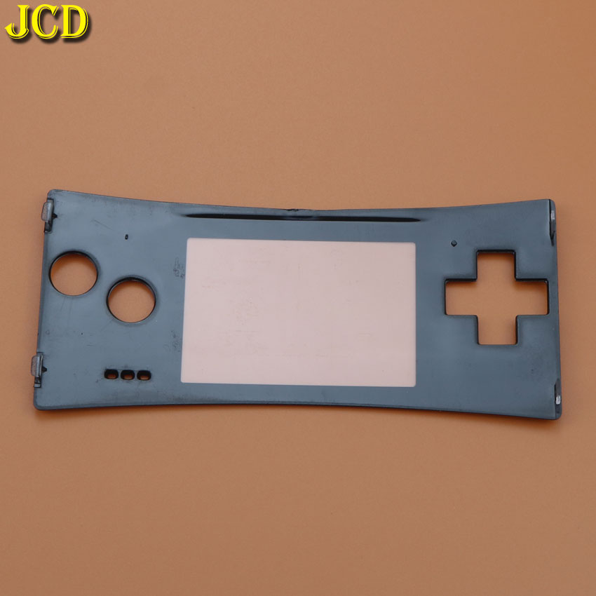 Image 2 - JCD 1Pcs Replacement For Nintend GameBoy Micro Halloween Front Case Housing  For GBM Front Faceplate Cove Repair Part-in Cases from Consumer Electronics