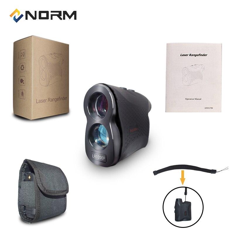 Image 5 - NORM Laser Rangefinder 600M 900M 1200M 1500M Laser Distance Meter for Golf Sport, Hunting, Survey-in Laser Rangefinders from Tools