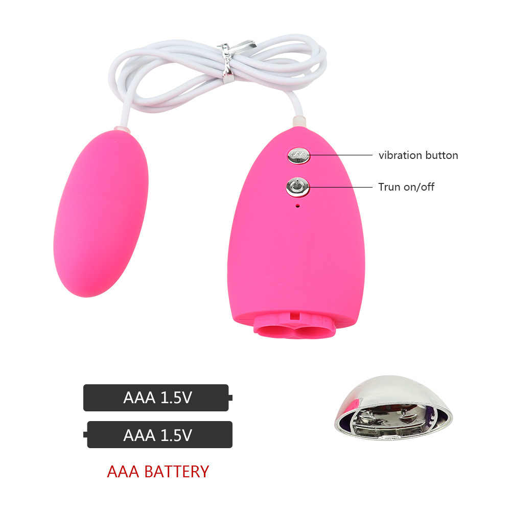 Extremely Powerful Multi-Speed Egg Vibrating Electric Body Relaxing Massager Sex toys for woman Vibrator massage Adult toys