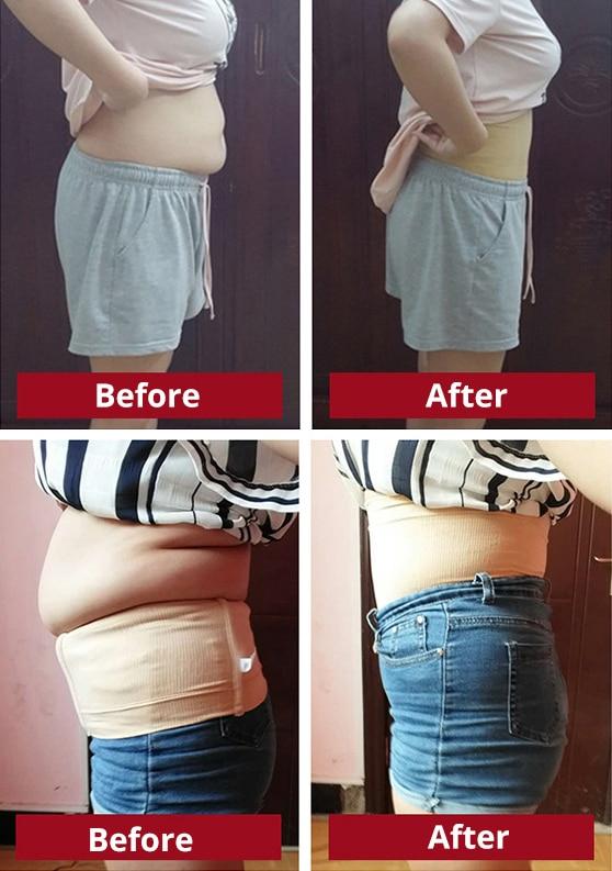 CXZD Waist trainer shapers waist trainer corset Slimming Belt Shaper body shaper slimming modeling strap Belt Slimming Corset (1)