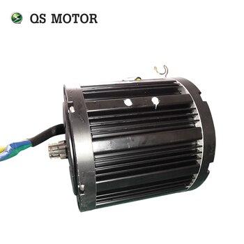 Qs Motore Pignone Tipo 428 Del Prodotto 138 3000W 100kph Metà Azionamento Del Motore per Il Motociclo Elettrico