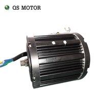 Tipo da roda dentada do motor de qs 428 produto 138 3000 w 100kph mid drive motor para a motocicleta elétrica