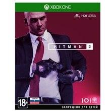 Игра для Xbox One HITMAN 2(русские субтитры