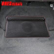 Mercedes Benz GLE GLS sınıfı W167 V167 X167 2020 + araba aksesuarları koltuk altında zemin klima havalandırma çıkışı ayar kapağı