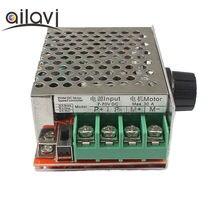 Módulo de controle do interruptor do controlador da velocidade do motor da c.c. 7 80v regulador de controle 12v24v48v60v 30a pwm