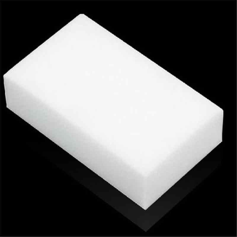 20 sztuk 100*60*20mm biały gąbka z melaminy magiczna gąbka gumka do kuchni biuro łazienka czyste akcesoria/ do czyszczenia naczyń Nano