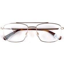 Männer rechteck übergroßen brille rahmen frühling scharnier