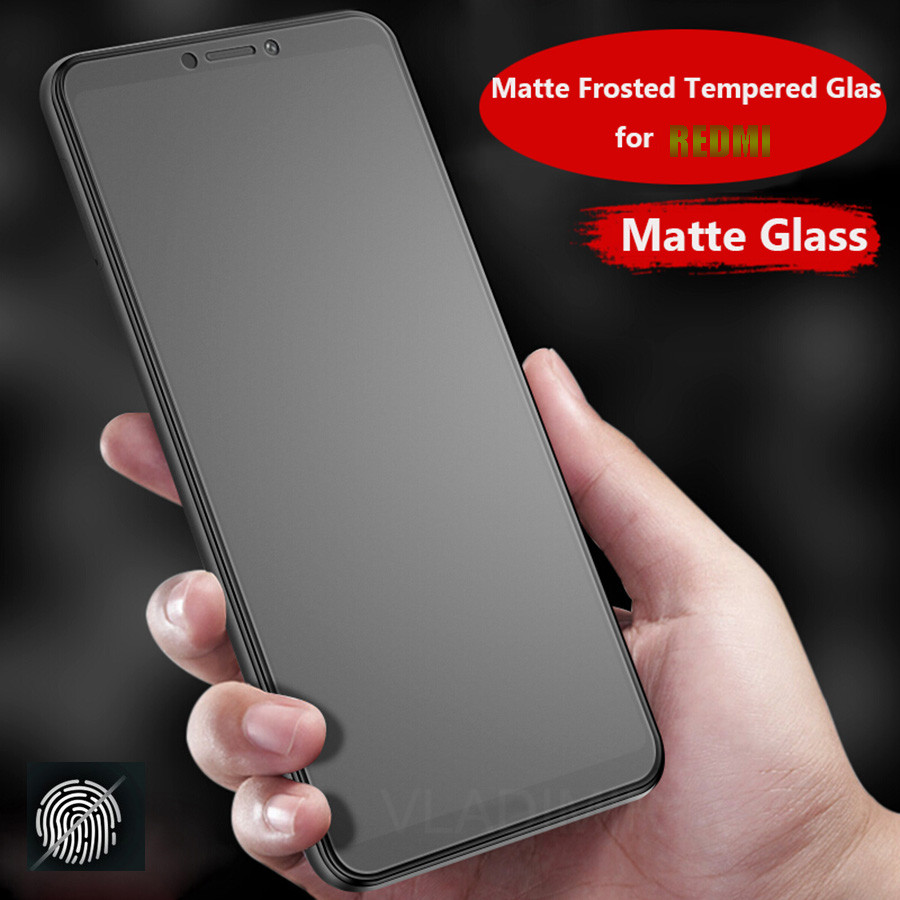 Tempered-Glass Screen-Film Anti-Fingerprint Matte K20 Note 8 Pocophone F1 Xiaomi Redmi