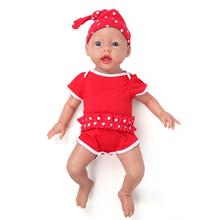 IVITA WG1515 50cm 3960g Realistic Blue Eyes Silicone Newborn Reborn Babies Soft Lifelike Girl Toy Baby Juguetes Poupee Enfant