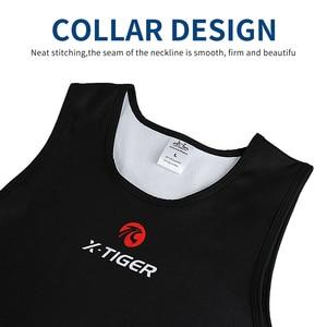 Image 5 - X TIGER Winter Cycling Base Layer Sleeveless Fleece Sports Bike Jerseys Bicycle Keep Warm Sleeveless Shirt Warm Bike Underwear