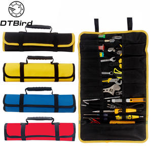 Pouch Organizer-Holder Case Wrench-Bag-Tool Oxford-Cloth Pocket-Tools Roll-Storage Multifunction