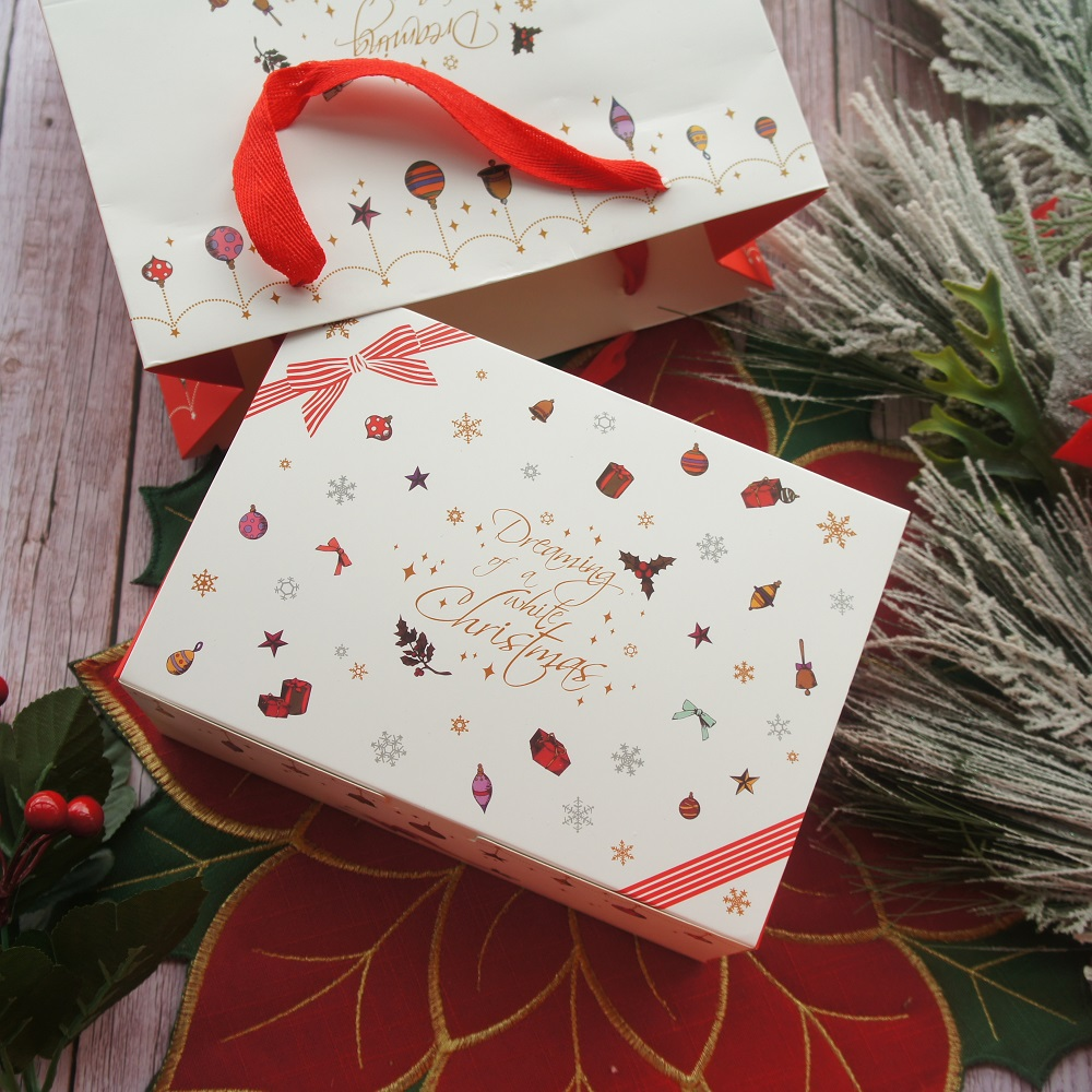 21*15*8.5cm <font><b>Big</b></font> Size 5pcs Christmas DIY <font><b>Gift</b></font> <font><b>Packaging</b></font> <font><b>Box</b></font> As <font><b>Gift</b></font> DIY Candle Handmade Bake Party Favors Cardboard <font><b>Box</b></font> image
