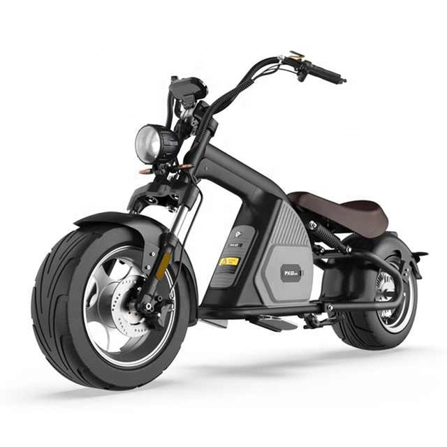 European Warehouse New Model Electric scooter 2000W fat Wheel Citycoco M8 Adult Motorcycle Chopper 1