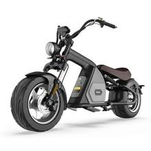 Citycoco M8-patinete eléctrico con ruedas anchas para adulto, scooter de 2000W, nuevo modelo, almacén europeo