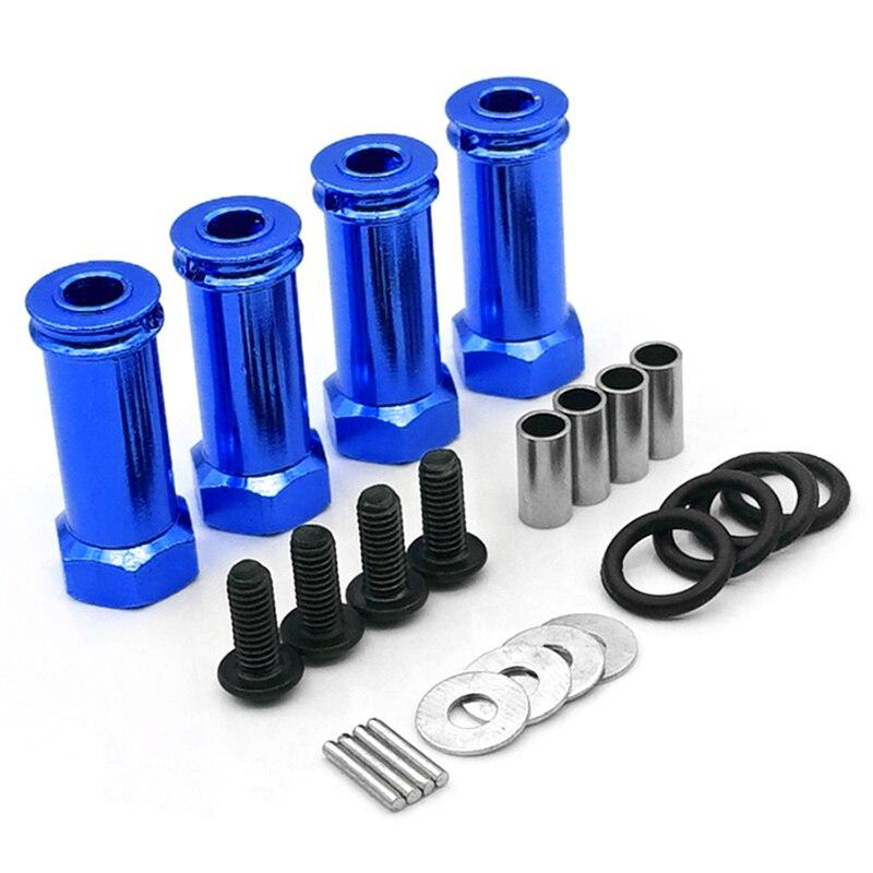 Für WLtoys 12428 12423 16PCS//Set Metall Gear Rear Drive Shaft Upgrade Zubehör