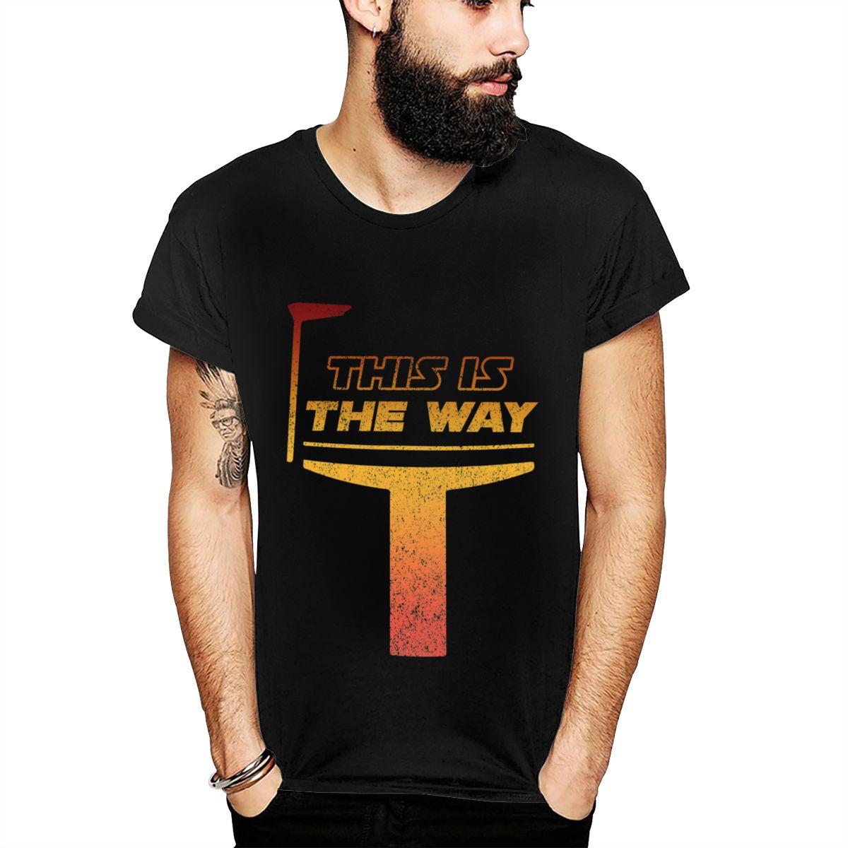 Mandalorian Star Wars 이것은 길 셔츠 공간 Mando Bounty Cool T 셔츠입니다.