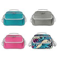 Nieuwe Draagbare Handtassen Carry Case Box Opslag Shulder Tas Met Pocket Voor Cricut Vreugde