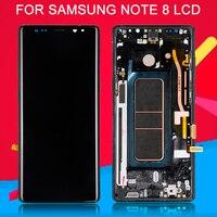Dinamico для samsung Galaxy Note 8 ЖК дисплей N9500 с сенсорным экраном дигитайзер в сборе 6,3 дюйма N950F N950FD N950W дисплей
