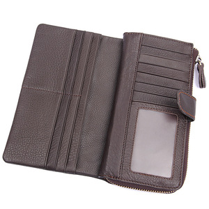 Long Simple Purse Men Wallet B