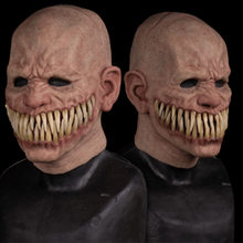 Halloween Horrible Ghastful Creepy Scary Realistic Mask Masquerade Supplies Party Props Cosplay Costumes Mask